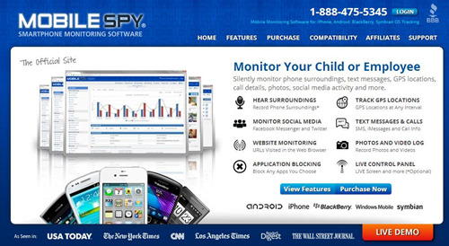 best spy phone tracking ios